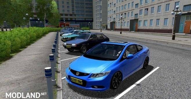 Honda Civic Si 2013 [1.2.5]